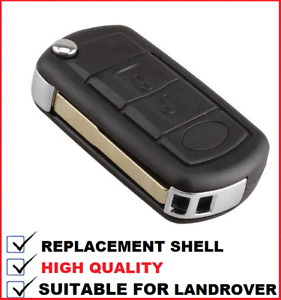 REMOTE FLIP KEY SHELL CASE Suitable for Land Rover Discovery 3 Sport LR3