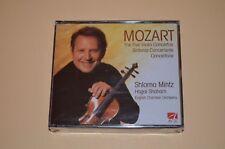 Mozart-The Violin Concertos/Mintz/Avie Records 2005/3cd BOX/NEW SEALED