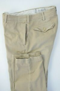 New POLO RALPH LAUREN Men's Slim GI Fit Nautical Cotton Chino Khaki Pants