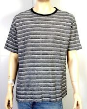 vtg 90s Levis Jeanswear Classic Knit Stripe Ringer Shirt T-Shirt sz Xl