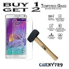 For Samsung Galaxy Note 4 N9100 - Tempered Glass Film Screen Protector Cover