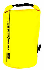 Sacca stagna Dry Tube 5Lt colore giallo | Marca OverBoard | OB1001Y