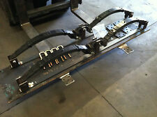 NEW TANDEM ROLLER ROCKER SUSPENSION KIT READY FOR USE SUIT DUAL AXLE BOX CAR