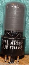 Vintage Rca 6V6Gt Vacuum Tube Strong Results= 4250 µmhos 37 mA