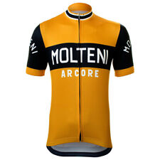 Retro Molteni Arcore Cycling Jerseys Cycling Short Sleeve Jersey
