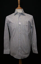 Lacoste Striped Long Sleeve Regular Collar Men's Casual Shirts & Tops