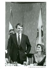 SAM NEILL MARIEL HEMINGWAY AMERIKA ORIGINAL 1986 ABC TV PHOTO