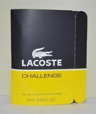 LACOSTE Challenge Eau De Toilette Pour Homme (Men) .06 FL OZ