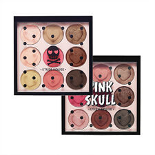Etude house Pink Skull Color Eyes 1g x 9 2 Color