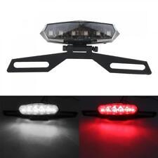 Universal Motorcycle Motorbike Tail Light LED Rear Brake Lamp 12V Headlight