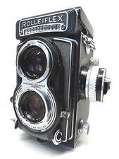 Fotocamera Rolleiflex 3.5 T ottica Carl Zeiss Tessar 1:3,5 f= 75 mm