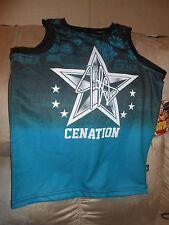 WWE John Cena Cenation Tank Top Shirt - Size 8 - Brand NEW w/Tags