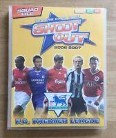 Shoot out 2006/07 Premier League Player Cards Magic Box Int. - Full List 2