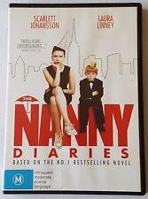 THE NANNY DIARIES DVD LIKE NEW (#DVD00994)
