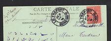 LE TREPORT (76) PROMENADE en ANE sur les FALAISES en 1905