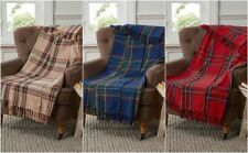 Tartan Traditional Decorative Throws