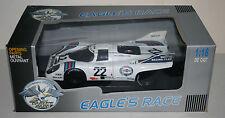 NIB Eagles Race 1/18 Porsche 917K N22 Martini Racing Team 24H Le Mans Winner