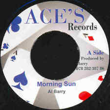 ** AL BARRY MORNING SUN + IM NOT A KING 1st TIME ON VINYL BOSS REGGAE SELECTION!