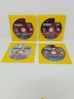 Lot Of 13 - PS4 Sports Games: Madden, NHL, NBA 2K, Fifa, The Show....