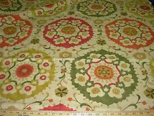 "~BTY~""PEABODY SPICE SUZANI ""BOHEMIAN~DRAPERY UPHOLSTERY FABRIC FOR LESS~"