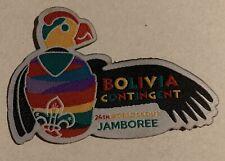 Boy Scout World Jamboree 2019 Contingent Bolivia (1-2)