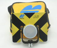NEW TOPCON Yellow Metal SINGLE PRISM FOR TOPCON total stations