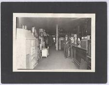 1927 STOVE STORE INTERIOR, FURNACE SHOP or DEALER ORIGINAL OLD PHOTO *SALE* AD1