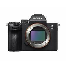 Sony Alpha A7 III 24.2 MP Digital Camera - Black (Body Only)