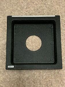 Toyo recessed copal 0 lens board