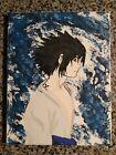 """Acrylic Painting Sasuke Uchiha Naruto 14"""" X 19"""""""