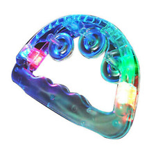 Multi-Color Led Light Up Small Tambourine