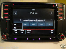 VW T6 CADDY 2016 RADIO COMPOSITION MEDIA 5K7035200D  !!!!