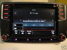 VW T6 CADDY 2016 RADIO COMPOSITION MEDIA DAB+ 5K7035200A  !!!!