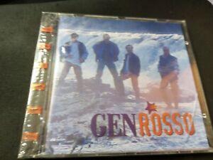 GEN ROSSO - OMONIMO CD SIGILLATO 1995