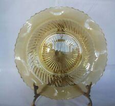 Gold Vintage Original Glass