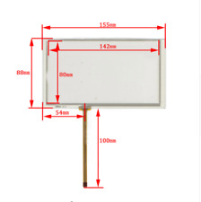 One For CLARION NX-501 VX-401 NX501 VX401 Touch Screen Glass Panel f8