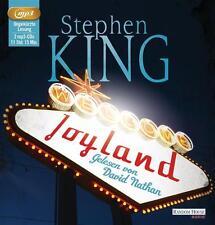 Englische Stephen-King Hörbücher und Hörspiele