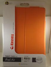 Krusell Malmo APPLE iPad Air 1 Case ORANGE