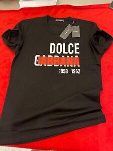 dolce gabbana t shirt men Large