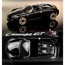 Kyosho Mini-Z iWaver FireLap Porsche Carrera GT (Black) AutoScale Body
