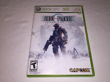 Lost Planet: Extreme Condition (Microsoft Xbox 360) Complete Excellent!