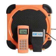 Waage für Kältemittel Elektronische Messwaage Ventil Elitech lbs kg oz LMC-300