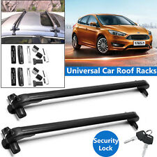 For Ford Focus 43inch Car Roof Rack Cross Bar Window Frame Type Luggage Carrier