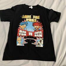 7-8 Dan TDM Official Tour Tshirt - Save The Pugs