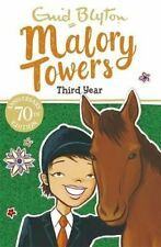 Third Year: Book 3 (Malory Towers) by Blyton, Enid Book The Fast Free Shipping