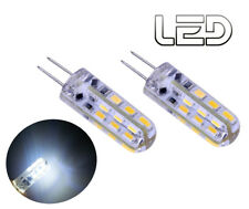 2 ampoules HP24 360° 24 LED Blanc Pur HP 24-24W DC Feux jour diurne Roulage