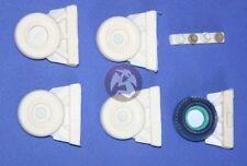 CMK 1/35 Chevrolet LRDG 30 cwt Wheels (5 pieces) (for Tamiya kit) B35024