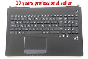 Hungarian Keyboard for Asus G750JH G750JM G750JS G750JW G750JZ Backlit QWERTZ