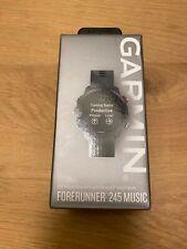 Garmin Forerunner 245 Music Gps Smart Watch - Black - (010-02120-30)