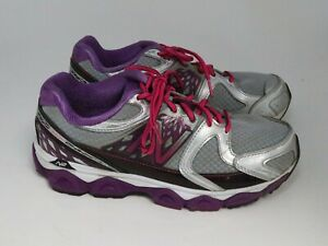 NEW BALANCE 1340v2 Women's 9.5 EE 2E Silver Purple Running Shoes W1340SP2